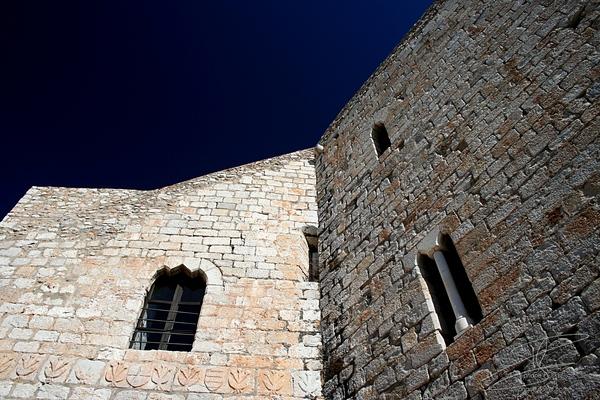 Photo rempart de la citadelle de Peniscola
