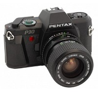 Appareil photo réflex Pentax P30
