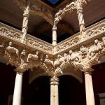 Photo intérieur du Palacio Antonio De Mendoza