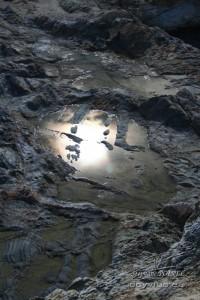 Photo de rochers dans les Pyrénées