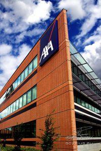 Photos publicité AXA