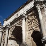 Photo Arc de Septimius Severus à Rome