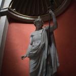 Photo musée du Vatican à Rome