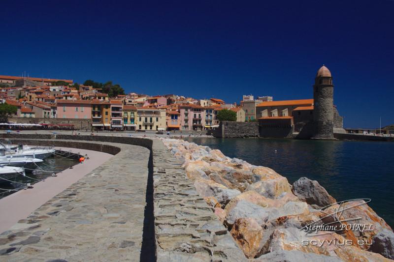 Photo église de Collioure