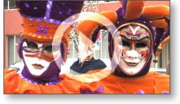 Clip vidéo du carnaval de Castres