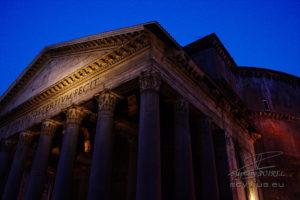 Photo du Panthéon à Rome