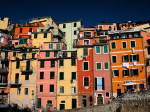 Photo Façade à Rio Maggiore aux 5 terres