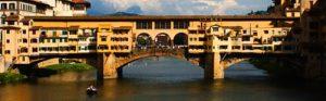 Photo ponte vecchio à Florence
