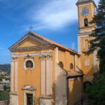 Photo église d'Eze