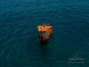 Photo dans le port de Nice