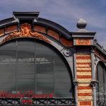 Photo façade du marché couvert du vieil Albi