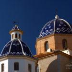 photo église d'Altea