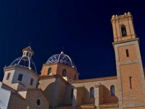 photo église centre d'Altea