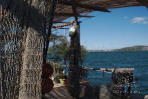 Photo de Sète, étang de Thau