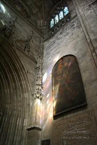 Photo intérieur de la Basilique Saint-Michel à Bordeaux