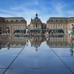 Photo à Bordeaux Place de la Bourse