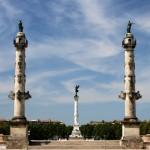 Photo à Bordeaux Place des Quinconces
