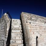 Photo du donjon de la citadelle de Peniscola