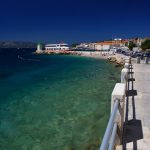 Photo d'un port en Croatie