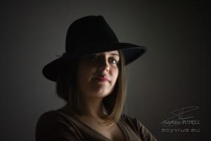 Photo portrait de 3/4 Manon
