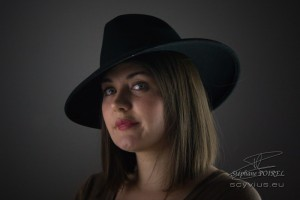 Photo portrait Manon