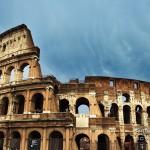 Photo du Colisée à Rome