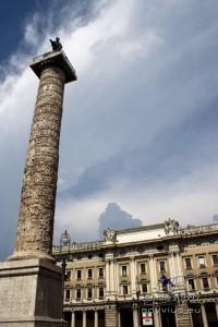 Photo Piazza Colonna, Roma
