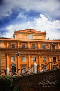 Photo quartier Colisée à Rome
