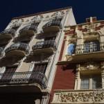 Photo architecture Gaudi à Reus