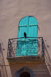 Photo façade dans Collioure