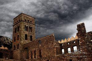 Photo du monastère Sant Pere de Rodes
