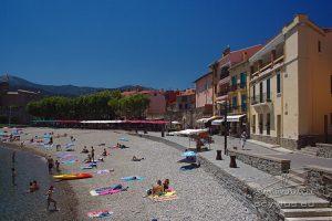 Photo plage de Collioure