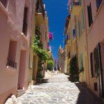 Photo rue dans Collioure