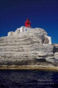 Photo du phare de Bonifacio