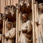 Photo détail église à Tarragona