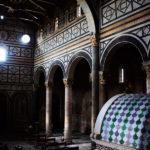 Photo nef église San Miniato à Florence
