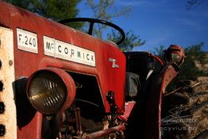 Photo tracteur McCormick