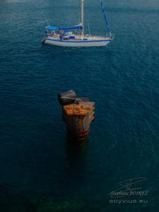 Photo bateau à Nice