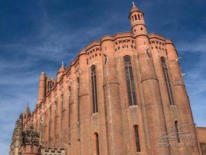 Photo cathédrale Sainte-Cécile à Albi