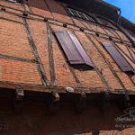 Photo façades quartier Castelviel à Albi