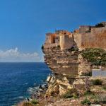 Photo falaise de Bonifacio