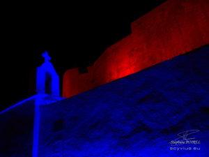 Photo citadelle de Bonifacio