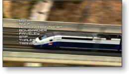 Film vidéo ferroviaire du groupe LGM