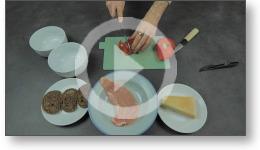 Tuto vidéo salade César