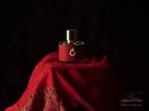 Photo studio parfum