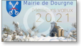 Film institutionnel des vœux 2021 mairie de Dourgne