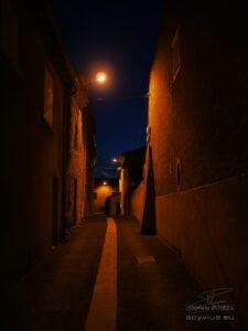 photo ruelle de village
